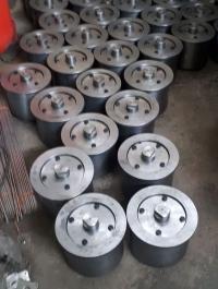 چرخ واگن CK45 کارخانه فولاد